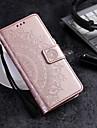 Etui Käyttötarkoitus Huawei Honor 7A / Honor 7C(Enjoy 8) Lomapkko / Korttikotelo / Flip Suojakuori Kukka Kova PU-nahka varten Huawei Honor 10 / Honor 9 / Huawei Honor 9 Lite