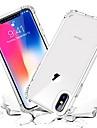 Cooho מגן עבור Apple iPhone X / iPhone XS Max עמיד בזעזועים / עמיד לאבק כיסוי אחורי אחיד רך TPU ל iPhone XS / iPhone XR / iPhone XS Max