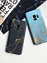 Etui Käyttötarkoitus Samsung Galaxy S9 Plus / S8 Plus Kuvio Takakuori Marble Kova PC varten S9 / S9 Plus / S8 Plus