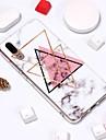 Coque Pour Huawei P20 / P10 Lite Motif Coque Marbre Flexible TPU pour Huawei P20 / Huawei P20 Pro / Huawei P20 lite