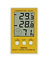WINYS DC105 Baerbar Innendoers termometer -10℃~90℃ Hjemmeliv, Maaler temperatur og fuktighet