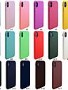 מגן עבור Apple iPhone XR / iPhone XS Max מזוגג כיסוי אחורי אחיד רך TPU ל iPhone XS / iPhone XR / iPhone XS Max