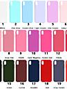 Coque Pour Apple iPhone XR / iPhone XS Max Depoli Coque Couleur Pleine Flexible TPU pour iPhone XS / iPhone XR / iPhone XS Max