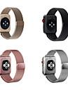 Bracelet de Montre  pour Apple Watch Series 4/3/2/1 Apple Bracelet Milanais Acier Inoxydable Sangle de Poignet
