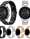 حزام إلى Samsung Galaxy Watch 46 Samsung Galaxy عصابة الرياضة / عقدة ميلانزية ستانلس ستيل شريط المعصم