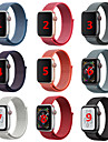 Urrem for Apple Watch Series 4/3/2/1 Apple Sportsrem / Smykkedesign Nylon Håndledsrem