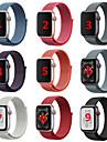 Bracelet de Montre  pour Apple Watch Series 4/3/2/1 Apple Bracelet Sport / Design de bijoux Nylon Sangle de Poignet
