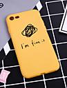 Etui Til Apple iPhone XR / iPhone XS Max Mønster Bagcover Linjeret / bølget / Ord / sætning Blødt TPU for iPhone XS / iPhone XR / iPhone XS Max