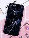 Case Kompatibilitás Apple iPhone XR / iPhone XS Max Minta Fekete tok Márvány Puha TPU mert iPhone XS / iPhone XR / iPhone XS Max