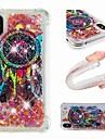 Carcasă Pro Apple iPhone XR / iPhone XS Max Nárazuvzdorné / S plynem / Průhledné Zadní kryt Lapač snů / Třpytivý Měkké TPU pro iPhone XS / iPhone XR / iPhone XS Max