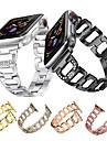 Watch kapela pro Apple Watch Series 4/3/2/1 Apple Moderní spona Kov Poutko na zápěstí