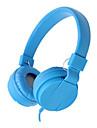 LITBest אוזניות ואוזניות חוטי אוזניות אוזניות סגסוגת אלומניום / Calf Hair נסיעות ובידור אֹזְנִיָה נוח אוזניות