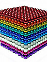 216/648/1000 pcs 3mm Magnet Toy Magnetic Balls Building Blocks Super Strong Rare-Earth Magnets Neodymium Magnet Stress and Anxiety Relief Focus Toy Office Desk Toys Kid\'s / Adults\' / Intermediate