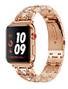 Watch kapela pro Apple Watch Series 4/3/2/1 Apple Design šperků Kov Poutko na zápěstí