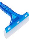 1 Parça Silikon Oto yıkama fırçası Hafif ağırlık Düz Havuz 15.8*14.4 cm