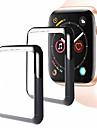 Skærmbeskytter Til Apple Watch Series 4 Hærdet Glas High Definition (HD) / 9H hårdhed / Eksplosionssikker 1 stk