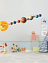 Decorative Wall Stickers - Plane Wall Stickers Abstract Bedroom / Study Room / Office