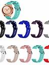 Urrem for Samsung Galaxy Watch 46 / Samsung Galaxy Watch 42 Samsung Galaxy Sportsrem Silikone Håndledsrem