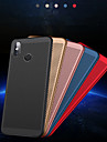 Case For Xiaomi Redmi 6 / Xiaomi Redmi 6 Pro Shockproof / Ultra-thin / Frosted Back Cover Solid Colored Hard PC for Xiaomi Redmi Note 5 Pro / Xiaomi Redmi 6 Pro / Redmi 6A