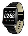 Q13 Unisex Uita-te inteligent Android iOS Bluetooth Rezistent la apă Touch Screen Monitor Ritm Cardiac Măsurare Tensiune Arterială Sporturi Cronometru Pedometru Reamintire Apel Monitor de Activitate